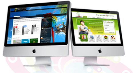 Website design and planning